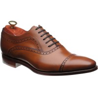 Barker Schubert semi-brogues