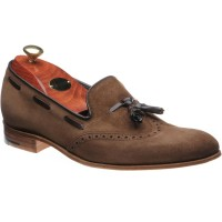 Barker Ray tasselled loafers