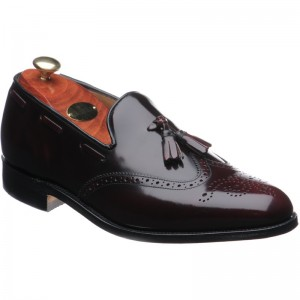 Clive brogue