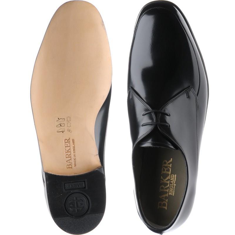 barker shoes barker professional chesham derby shoe in