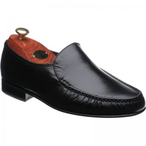 Laurence rubber-soled loafers
