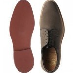 Church Stratton rubber-soled