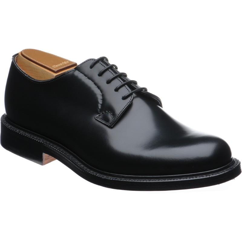 Black Virgin Shoes