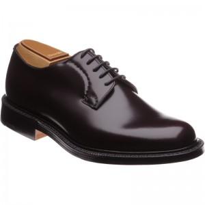 Church Shannon Derby shoe