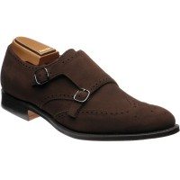 Church Chicago double monk shoe