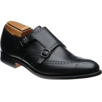 Chicago double monk shoe