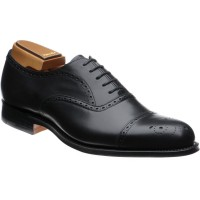 Church Rossmore semi-brogue
