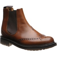 Church McEntyre brogue Chelsea boot