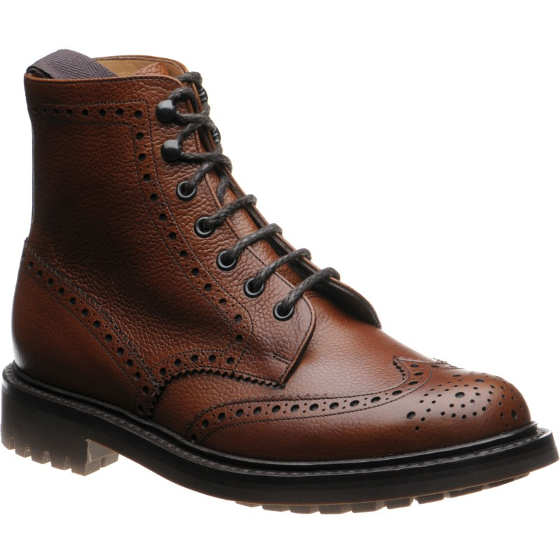 McFarlane 2 brogue boot