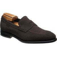 Parham rubber-soled loafers
