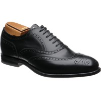 Parkstone rubber-soled brogues