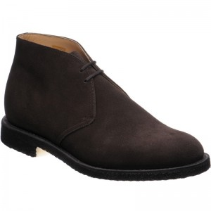 Church Ryder Crepe Chukka boots