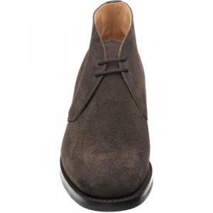 Church Shoes Church Ryder Iii Rubber Chukka Boot In Brown