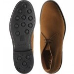Church Ryder III Rubber Chukka boot