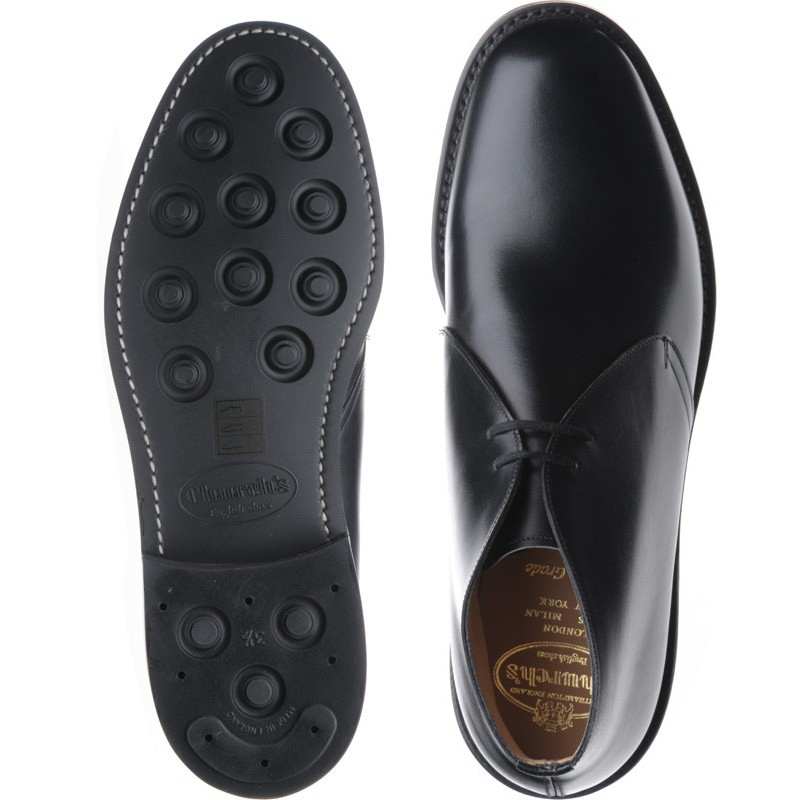 Church Shoes Church Sale Ryder Iii Rubber In Black