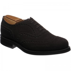 Amersham brogue
