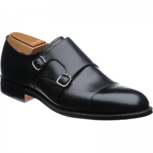 Church Cowes double monk shoe