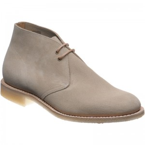 Church Sahara Crepe III in Sand suede
