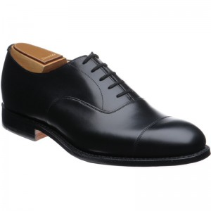 Church Consul in Black calf