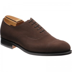 Church Consul in Brown Superbuck Suede