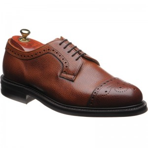 Tenterden semi-brogue