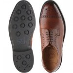 Cheaney Tenterden semi-brogues