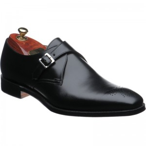Cheaney Leeds monk shoe
