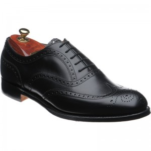 Cheaney Arthur III brogue