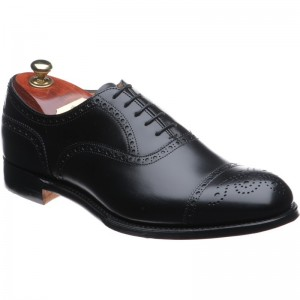 Cheaney Wilfred semi-brogues
