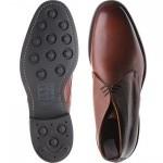 Cheaney Jackie III Rubber Chukka boot
