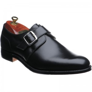 Moorgate monk shoe