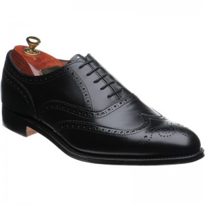 Broad II brogue
