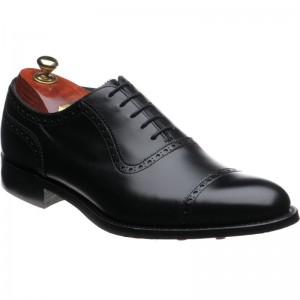 Fenchurch Rubber semi-brogue
