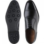 Cheaney Fenchurch Rubber semi-brogues