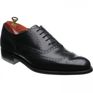 Broad II Rubber brogue