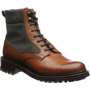 Liffey two-tone boots