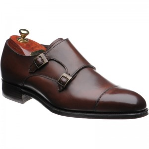 Cheaney Holyrood double monk shoes
