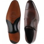 Cheaney Holyrood double monk shoe