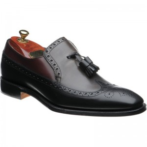 Cheltenham two-tone brogue