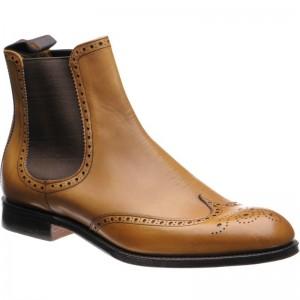 Albert II brogue boot