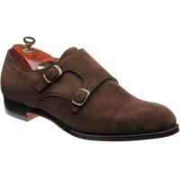 Cheaney Edmund double monk shoe
