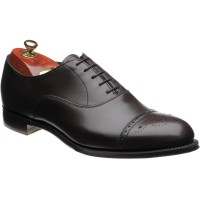 Rushton semi-brogue