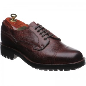 Cairngorm II rubber-soled Derby shoe