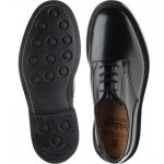 Woodstock rubber-soled Derby shoe