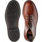 Burford rubber-soled Derby shoe