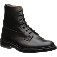 Trickers Burford rubber-soled Derby shoe