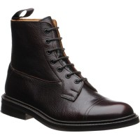 Trickers Grassmere rubber-soled boot