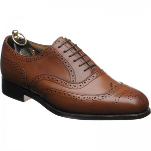 Trickers Piccadilly brogues