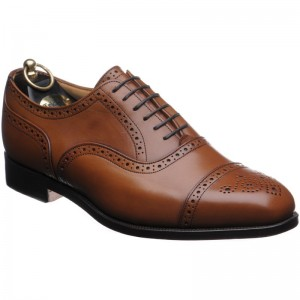 Kensington semi-brogue