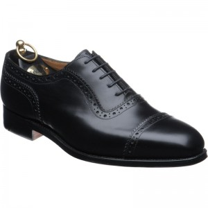 Belgrave semi-brogue